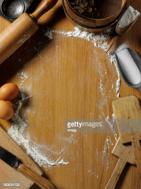 Rustic Baking Equipment