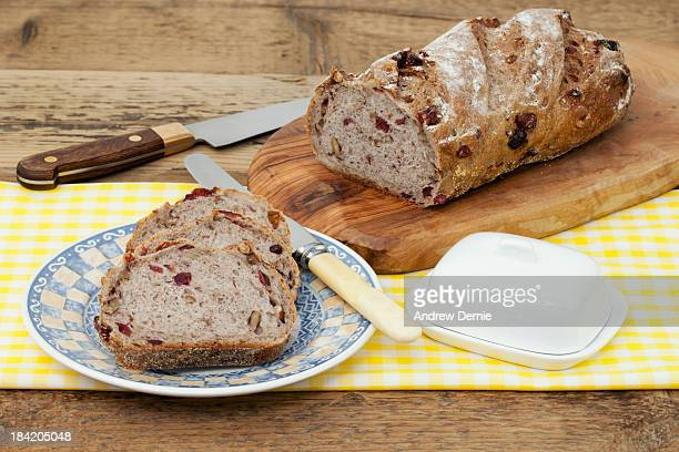 rustic bread - andrew dernie stock pictures, royalty-free photos & images
