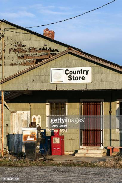 Rustic country store