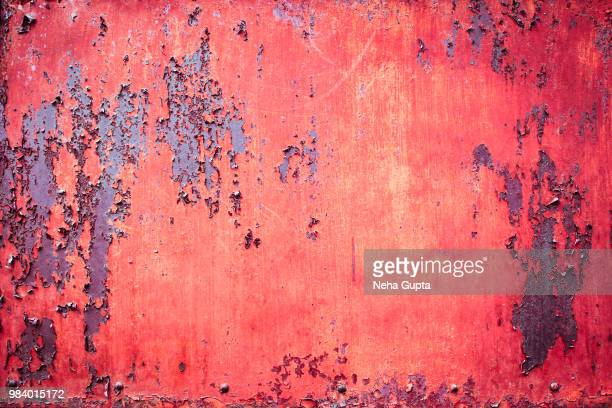 rustic metal texture - sheet metal stock pictures, royalty-free photos & images