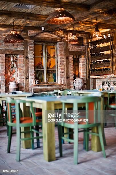 Pub rustique
