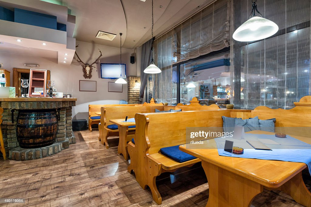 Rustic Restaurant Interior High Res Stock Photo Getty Images,Designer Punjabi Suits Boutique 2020