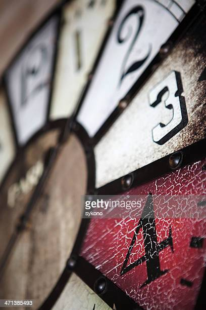 Rustic watch