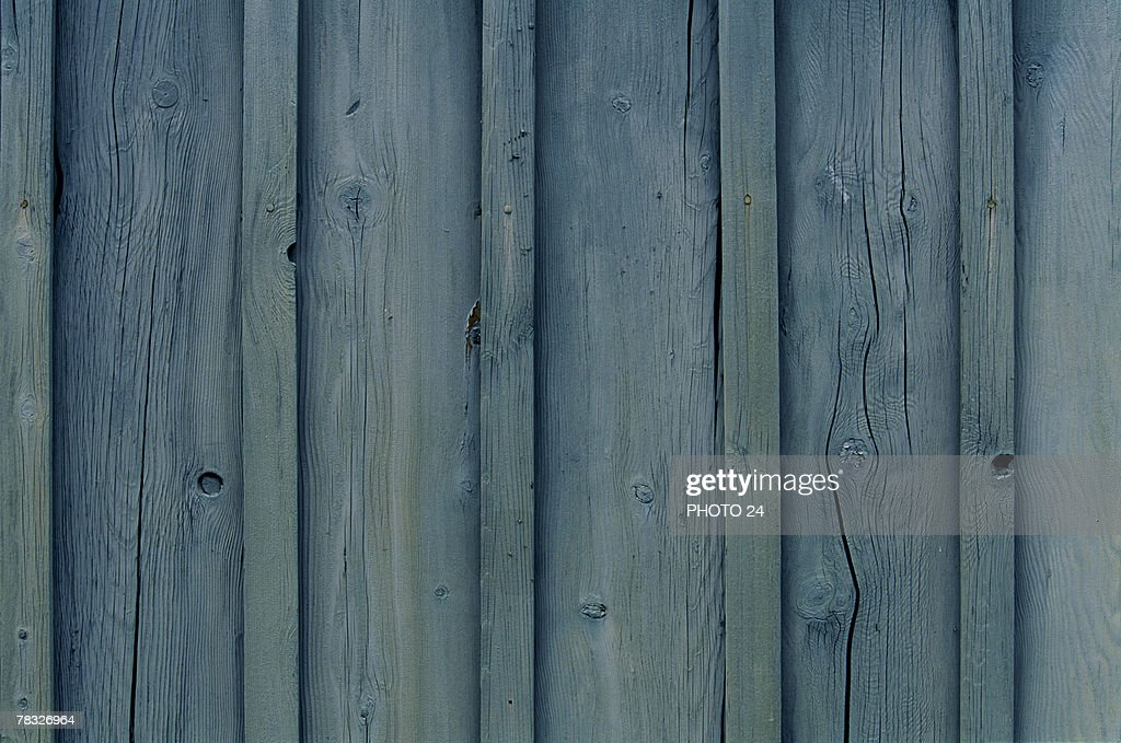 Rustic wooden siding : Stock Photo