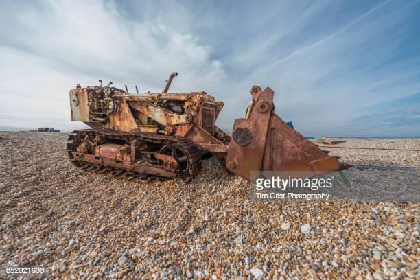 Rusty Bulldozer
