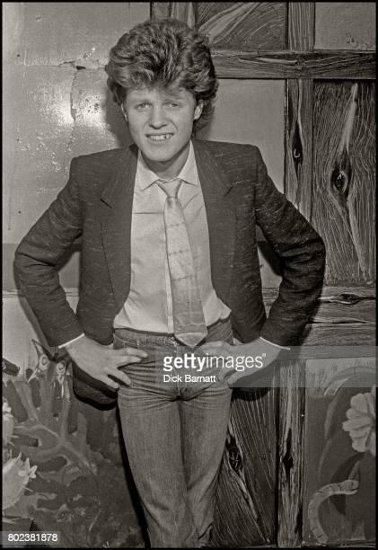 Rusty Egan of the Rich Kids, Lancaster Gate, London, 1977.