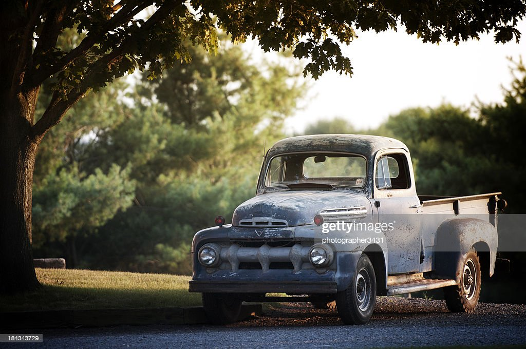Pick Up Truck Stock Photos and Pictures | Getty Images