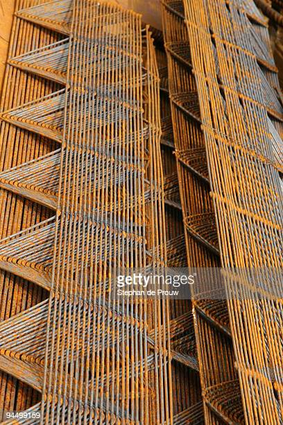 rusty patterns - stephan de prouw stock pictures, royalty-free photos & images