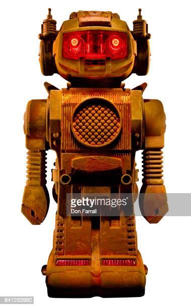 Rusty Retro Robot