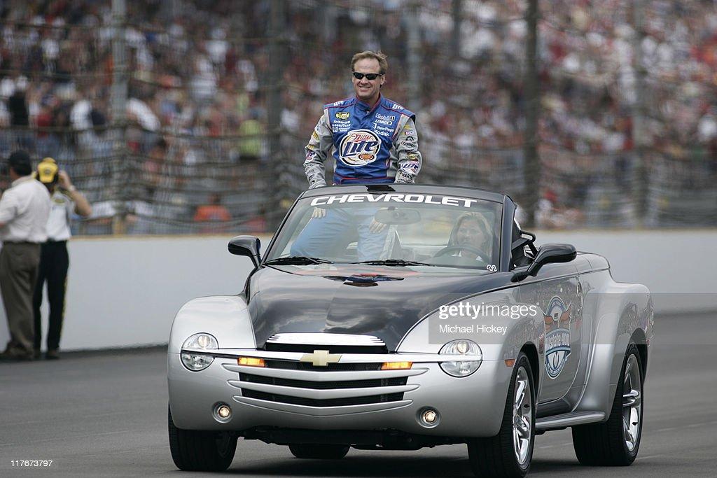 NASCAR - Nextel Series - Allstate 400 at the Brickyard - August 7, 2005