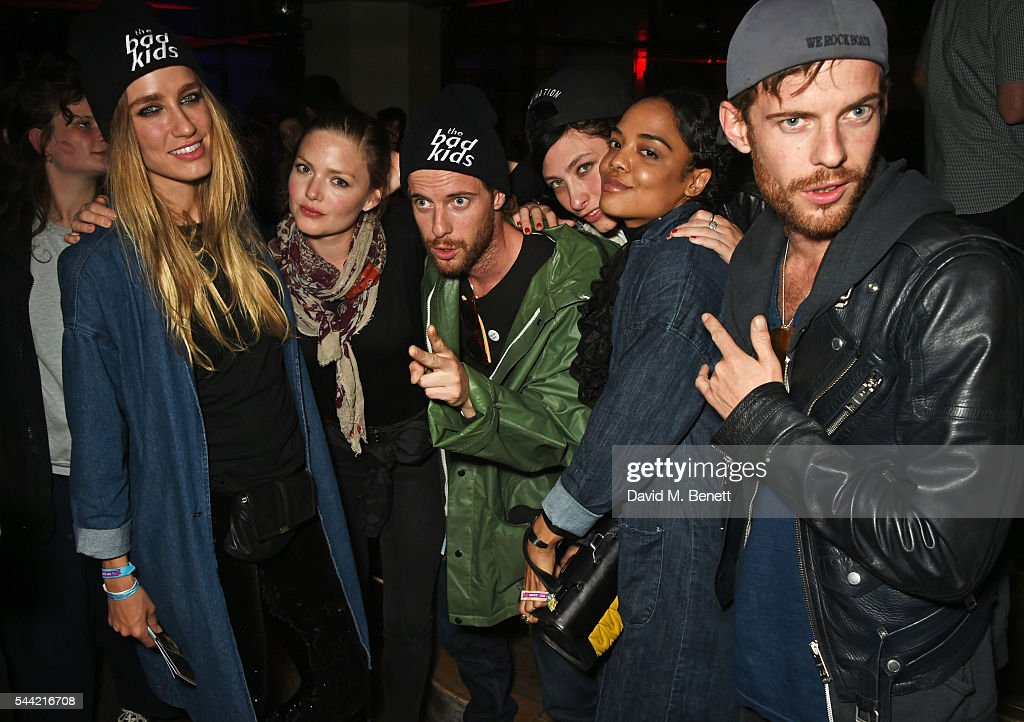 Massive Attack After Party At 100 Wardour St