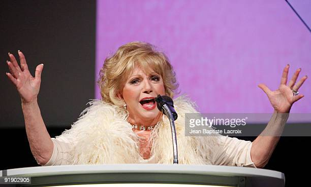 Ruta Lee attends the 2009 Voice Awards Ceremony at Paramount Theater on the Paramount Studios lot on October 14 2009 in Los Angeles California
