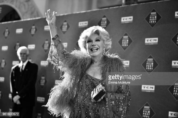 Ruta Lee attends The 50th Anniversary World Premiere Restoration of The Producers Opening Night Gala and Robert Osborne Award at the 2018 TCM Classic...