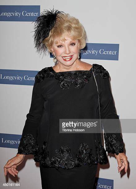 Ruta Lee attends the ICON Awards at Montage Beverly Hills on June 5 2014 in Beverly Hills California