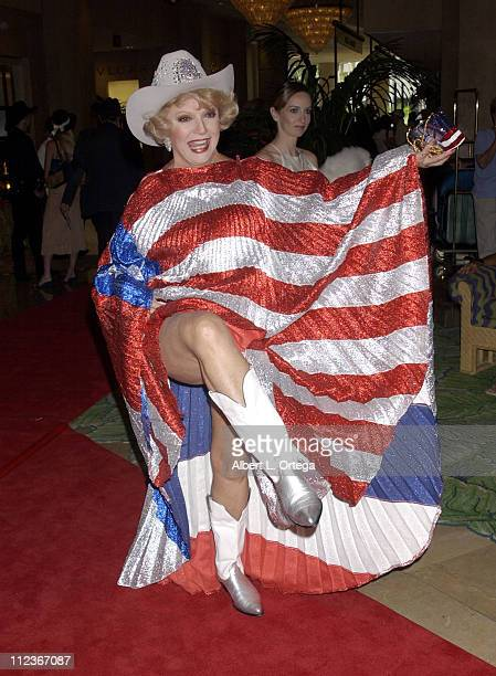 Ruta Lee during The 2002 Golden Boot Awards at The Beverly Hilton Hotel in Beverly Hills California United States
