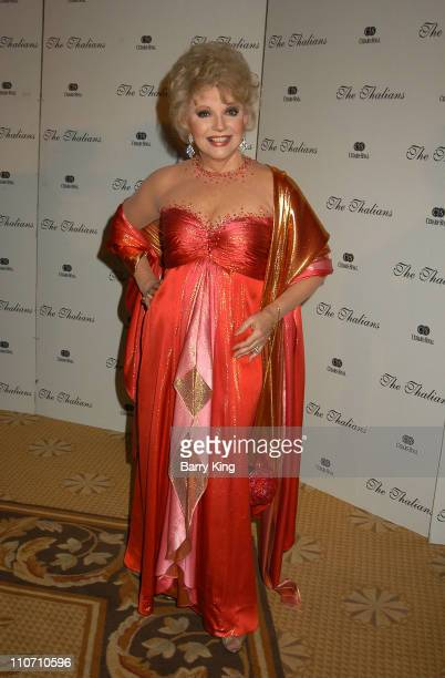 Ruta Lee during The Thalians Honor Burt Bacharach at 48th Annual Ball at Century Plaza Hotel in Century City California United States
