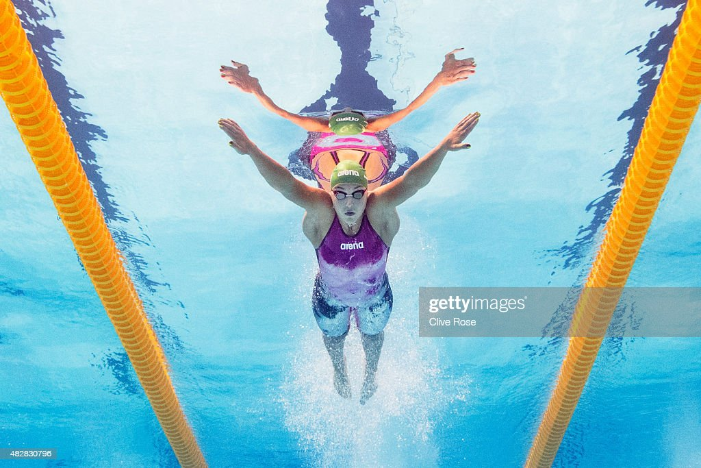 Swimming - 16th FINA World Championships: Day Ten