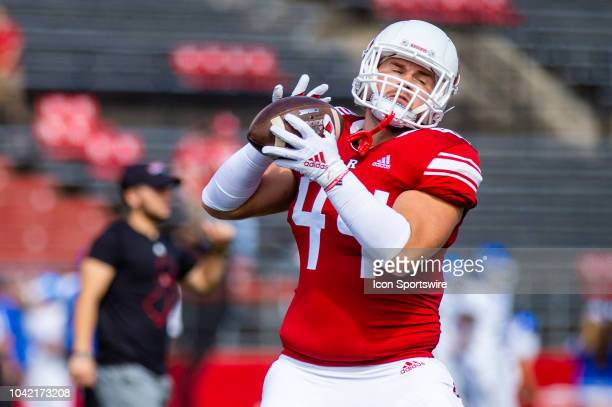 Rutgers Scarlet Knights running back Max Anthony during the college football game between Buffalo Bulls and the Rutgers Scarlet Knights on September...