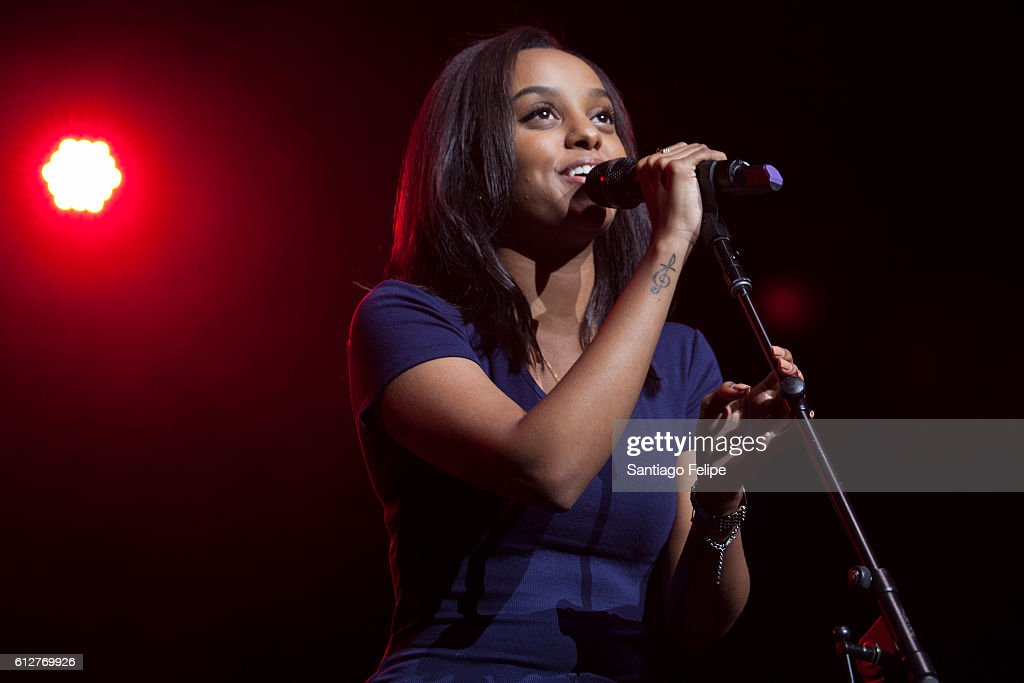 Alessia Cara In Concert - New York, New York : News Photo
