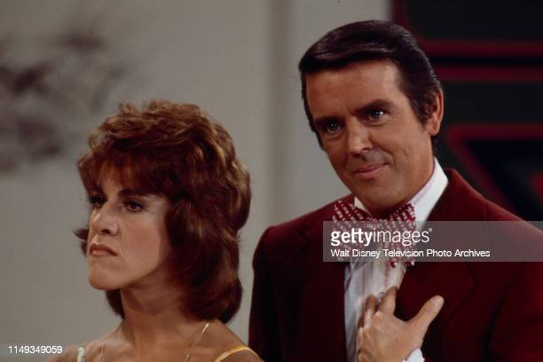 Ruth Buzzi Jack Burns appearing on the ABC tv series 'The Burns and Schreiber Comedy Hour'