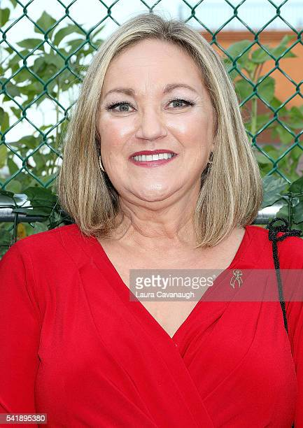 Ruth Coker Burks attends 6th Annual Broadway Sings For Pride Concert at JCC Manhattan on June 20 2016 in New York City