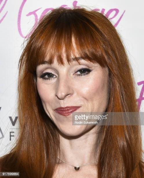 Ruth Connell attends the premiere of Vision Films' For The Love Of George at TCL Chinese 6 Theatres on February 12 2018 in Hollywood California