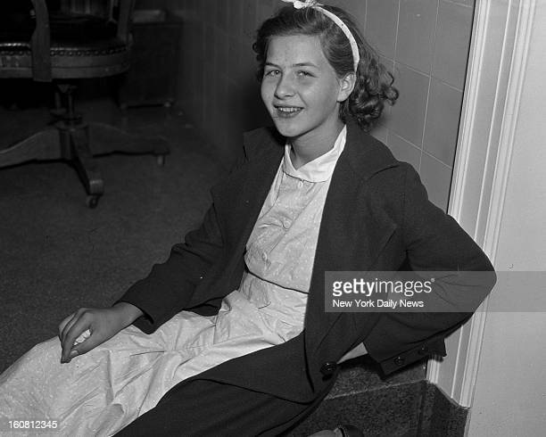 Ruth Creighton whose mother Mary Frances Creighton died in the electric chair at Sing Sing with Everett Applegate for the poison murder case Under...