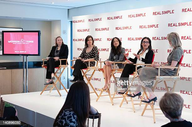 Ruth Davis Konigsberg Senior Editor of TIME Claire Shipman ABC News Correspondent author Amy Chua Bobbi Brown founder COO of Bobbi Brown Cosmetics...