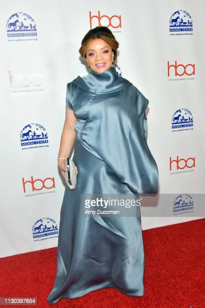 Ruth E Carter attends the 2019 Hollywood Beauty Awards at Avalon Hollywood on February 17 2019 in Los Angeles California