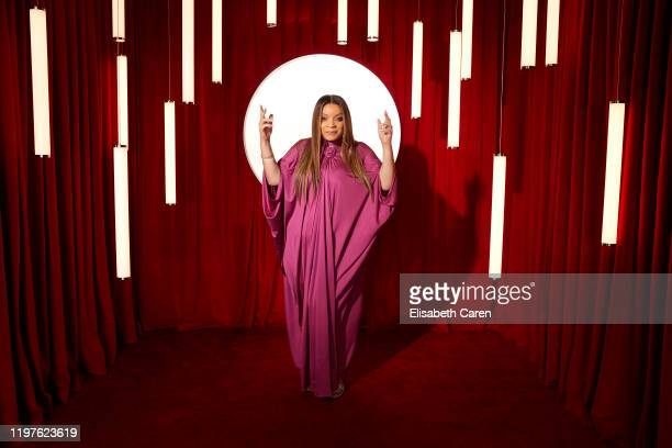 Ruth E Carter attends the 22nd Costume Designers Guild Awards at The Beverly Hilton Hotel on January 28 2020 in Beverly Hills California