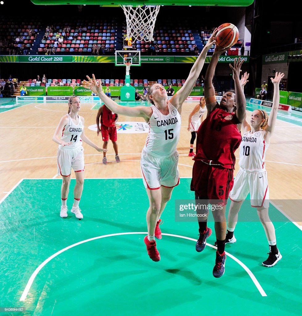 Basketball - Commonwealth Games Day 5
