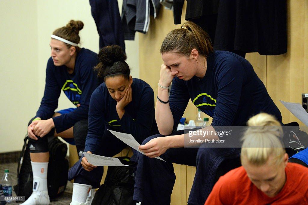 2016 WNBA All-Access Events