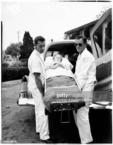 Ruth Home polio therapy April 19 1951 Craig Sorenson 1 yearNicholas Monsour 14 yearsAdenem MurrayDr Zena SymeonidesVickey Sims 20 monthsAmy Lindsey...