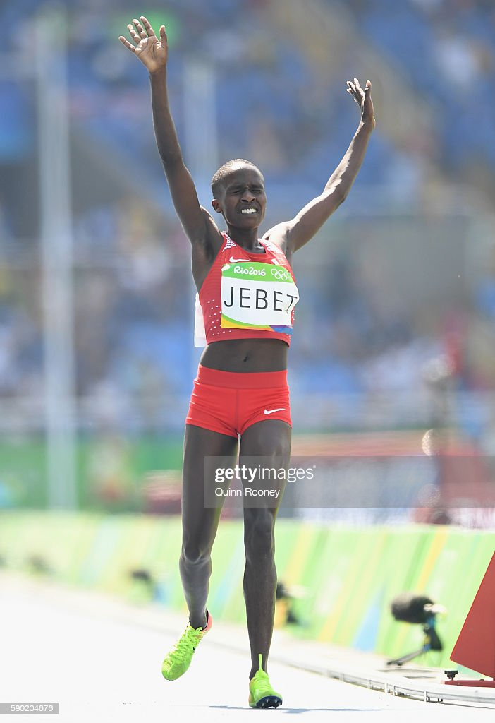 Athletics - Olympics: Day 10 : News Photo
