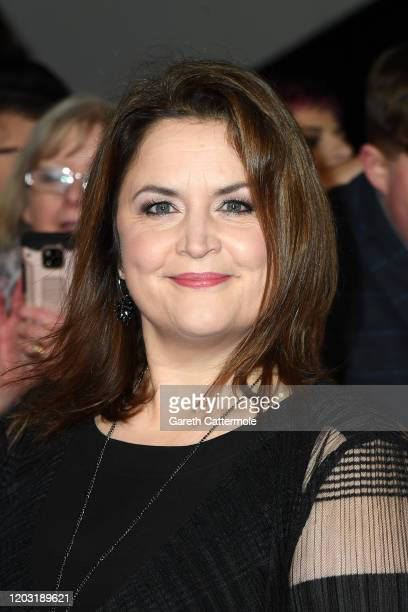 Ruth Jones attends the National Television Awards 2020 at The O2 Arena on January 28 2020 in London England
