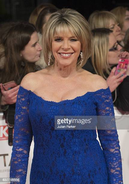 Ruth Langsford attends the National Television Awards at The O2 Arena on January 25 2017 in London England