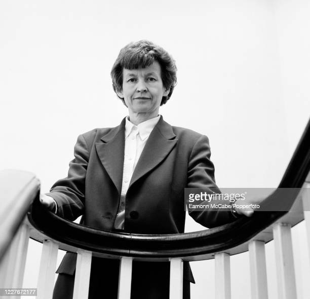 Ruth Lea, British political economist and former civil servant, 20th April 1999. Lea has had a long and distingushed career in both the public and...