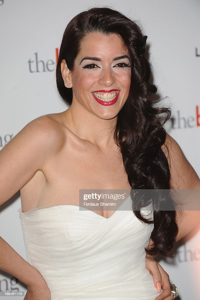 Ruth Lorenzo attends Special screening of 'The Big Wedding' at May Fair Hotel on May 23, 2013 in London, England.