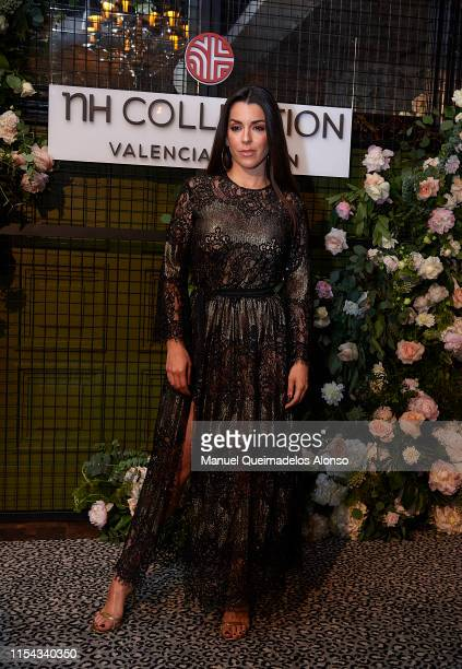 Ruth Lorenzo attends the 'NH Collection Valencia Colon Hotel inauguration at NH Collection Valencia Colon Hotel on June 06, 2019 in Valencia, Spain.