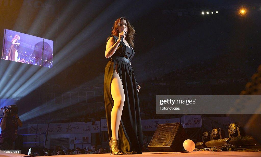 'Cadena 100 Por Ellas' Concert in Madrid - Gala