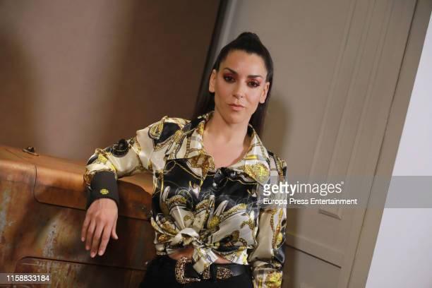 Ruth Lorenzo presents Her New Single 'Underworld' on June 28, 2019 in Madrid, Spain.