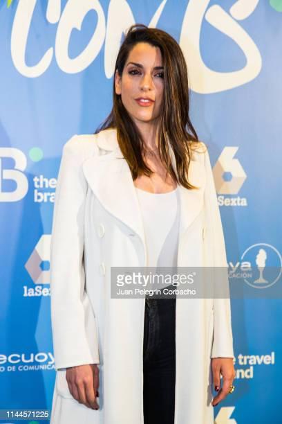 "Ruth Lorenzo, singer, attends ""Viajeras con B"" new season presentation on April 23, 2019 in Madrid, Spain."