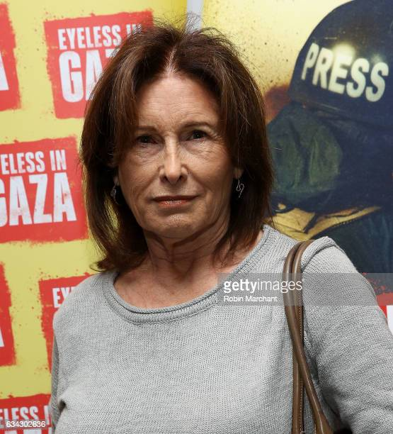 Ruth Magid attend Eyeless In Gaza NYC Premiere Screening on February 8 2017 in New York City