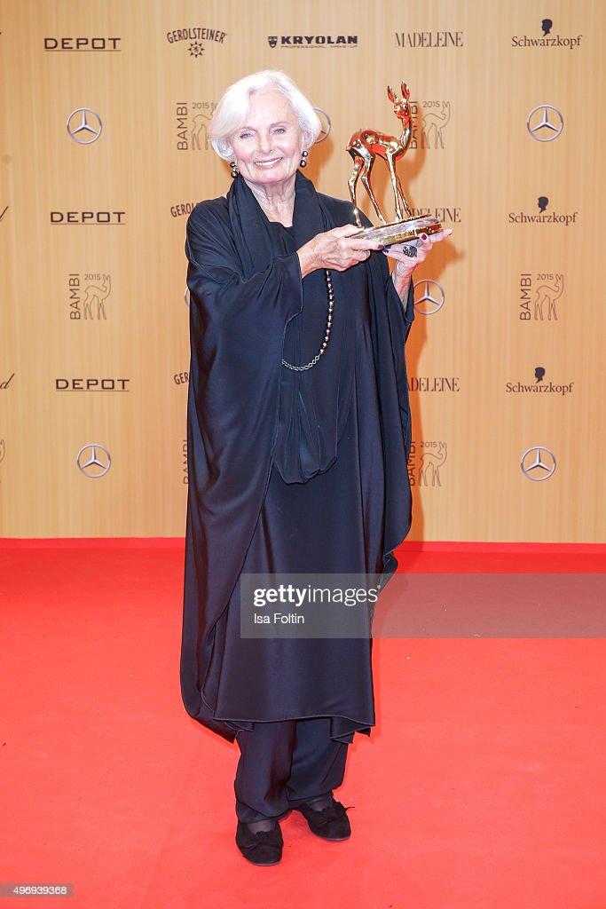 Kryolan At Bambi Awards 2015 - Red Carpet Arrivals