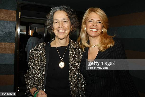 Ruth Messinger and Betsy McCaughey attend CITYMEALSONWHEELS Power Lunch at Rainbow Room on November 17 2006 in New York City