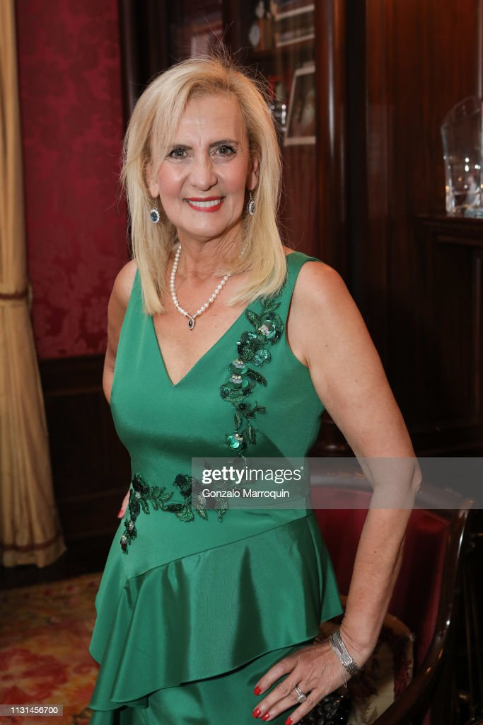 NY: Martin and Jean Shafiroff Host St. Patrick's Day Cocktails, Party in Honor of Stony Brook Southampton Hospital