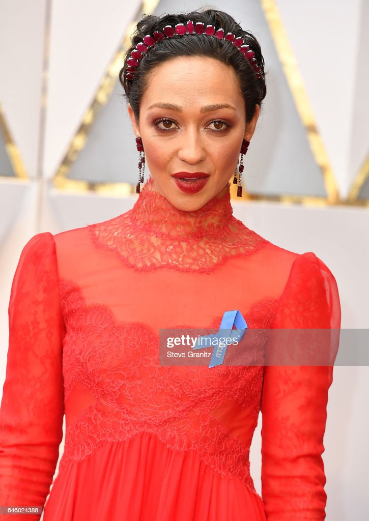 89th Annual Academy Awards -  Arrivals : Fotografía de noticias
