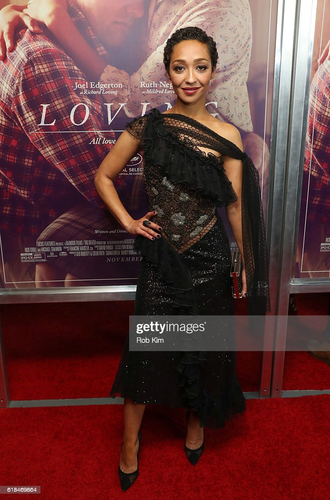 """Loving"" New York Premiere : News Photo"