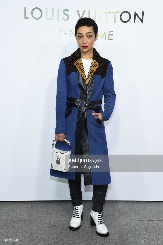 Ruth Negga attends the Opening Of The Louis Vuitton Boutique as part of the Paris Fashion Week Womenswear Spring/Summer 2018 on October 2, 2017 in Paris, France.
