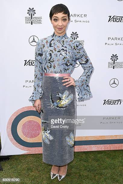 Ruth Negga attends the Variety 10 Directors To Watch and Creative Impact Awards at Parker Palm Springs on January 3 2017 in Palm Springs California